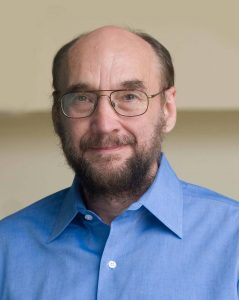 Biochemistry professor Bob Landick